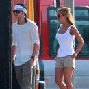 Ria Sommerfeld and Tom Kaulitz - 361 x 498