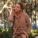 """Jessica Alba, On The Set Of """"Awake"""""""