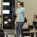 Louis Tomlinson and Eleanor Calder in Nice, France (July 2) - 328 x 399