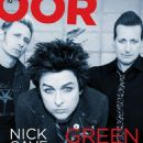 Green Day - Oor Magazine Cover [Netherlands] (October 2016)