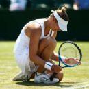 Vera Zvonareva – 2018 Wimbledon Tennis Championships in London Day 2