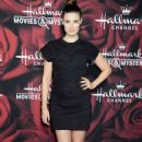 Meghan Ory – 2017 Hallmark Channel TCA Winter Press Tour Party in LA January 15, 2017 - 454 x 704
