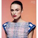 Keira Knightley – Elle Canada Magazine (April 2018) - 454 x 620