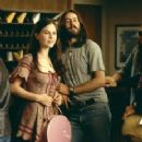Anna Paquin and Jason Lee