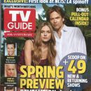 Tracy Spiridakos, Billy Burke - TV Guide Magazine Cover [United States] (11 March 2013)