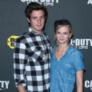 Sara Paxton - Activision's 'Call of Duty Black Ops' launch party at Barker Hangar on November 4, 2010 in Santa Monica, California