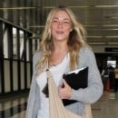 LeAnn Rimes Arrives at LAX January 20,2015