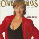 Janine Turner - Cowboys & Indians Magazine [United States] (1997)
