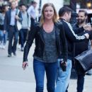 Emily VanCamp – Out in Tribeca in New York City 09/26/2016 - 454 x 682
