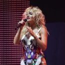Rita Ora – Performing at Hits Live 2018 Concert in Manchester