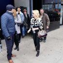 Kellie Pickler – Leaving 'Good Morning America' in NYC - 454 x 501
