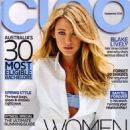 Blake Lively Cleo Magazine September 2014