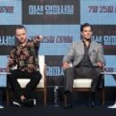 Henry Cavill- July 16, 2018- Mission: Impossible - Fallout' Seoul Press Conference and Photocall - 454 x 225
