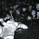 Wendy O WIlliams Covered In Shaving Cream Mesmerizes A College Crowd - 454 x 306