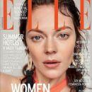 Elle Hungary June 2018 - 454 x 605