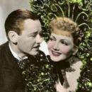 Claudette Colbert and Herbert Marshall