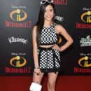Jenna Ortega: World Premiere Of Disney-Pixar's 'Incredibles 2'