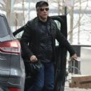 Musician Jon Bon Jovi is spotted out and about in New York City, New York on January 10, 2017 - 417 x 600