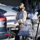 Emma Roberts – Shopping candids in Los Angeles