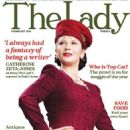 Catherine Zeta-Jones - The Lady Magazine Cover [United Kingdom] (5 February 2016)