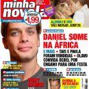 Fábio Assunção, Paraíso Tropical - Minha Novela Magazine Cover [Brazil] (18 April 2007)