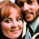 Lulu and Maurice Gibb - 454 x 302