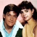 Jason Bateman and Estee Chandler
