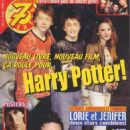 Harry Potter and the Chamber of Secrets - 7 Extra Magazine Cover [Belgium] (18 June 2003)