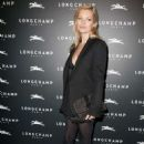 Kate Moss Longchamp Elysees Light On Party Photocall In Paris