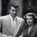 Corinne Calvet and John Bromfield