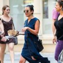 Lea Michele – Out in New York City