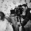 Francois Truffaut and Francoise Dorleac - 400 x 270
