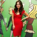 Lindsay Price - Launch Of Diane Von Furstenberg's Wonder Woman Collection In New York City, 14.10.2008.