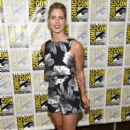 Emily Bett Rickards– Comic-Con International 2016 - 'Arrow' Press Line - 399 x 600