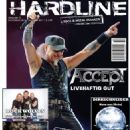 Mark Tornillo - Hardline Magazine Cover [Germany] (November 2016)