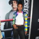 Justine Skye – 'Creed 2' Premiere in New York