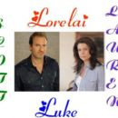 Lauren Graham and Scott Patterson