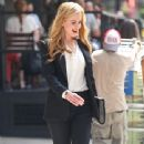 Nicole Kidman stepped out in New York City, New York on August 24, 2012