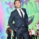 Scott Eastwood at 'Suicide Squad' Premiere in New York 08/01/2016 - 454 x 698