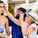 Adriana Lima – Vogue Eyewear BTS Photo Shoot 2016