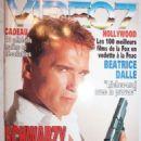 Arnold Schwarzenegger - Video 7 Magazine Cover [France] (October 1994)