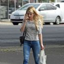 Emma Roberts – Heading out in Los Angeles
