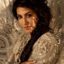 Chitrangda Singh - Harper's Bazaar Bride Magazine Pictorial [India] (July 2014) - 400 x 599
