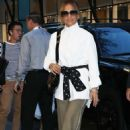 Jennifer Lopez – Arrives at 'Late Night with Seth Meyers' in New York