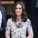 Kate Middleton – Stutthof concentration camp during an official visit in Poland - 454 x 646