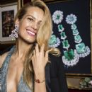 Petra Nemcova – Chopard Booth Baselworld in Basel, March 2019 - 454 x 681