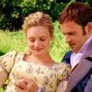 Romola Garai and Jonny Lee Miller - 454 x 257