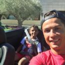 Cristiano Ronaldo works out at home with his boy as Real Madrid prepare for UEFA Super Cup clash in Norway - 454 x 570