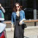 Jenna Dewan – Leaving Joan's On Third in Studio City