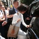 Camila Cabello – Leaving the Global Radio Studios in London